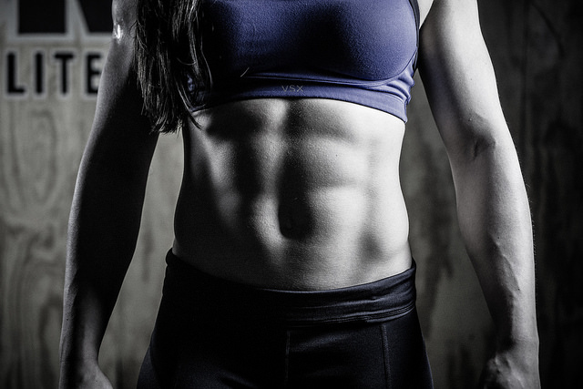 Body Fat For Abs To Show 91