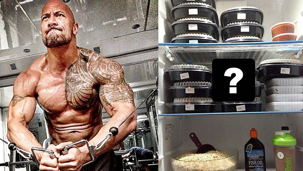 Dwayne The Rock Johnson S Meal Plan For Hercules Role The